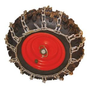 Schneefräse mit Benzinmotor - Hecht Ketten