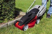 Rasenmäher mit Elektomotor